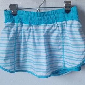 Lululemon skirt shorts